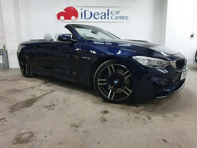 BMW M4 Convertible 3.0 M DCT 2dr