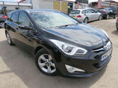 Hyundai i40 Estate 1.7 CRDi Blue Drive Style 5dr (ISG)