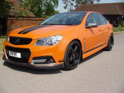 HOLDEN COMMODORE Saloon {Edition unlisted}