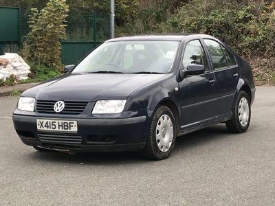Volkswagen Bora Saloon 1.6 S 4dr