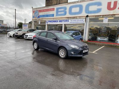 Ford Focus Hatchback 1.6 Ti-VCT Titanium 5dr