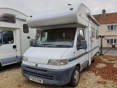 Swift Sorry now sold Coach Built Fiat ducato 2.5 tdi