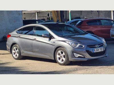 Hyundai i40 Saloon 1.7 CRDi Blue Drive Premium 4dr