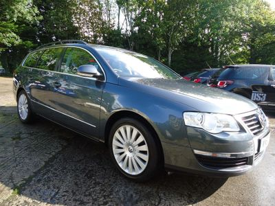 Volkswagen Passat Estate 2.0 TDI BlueMotion Tech Highline 5dr