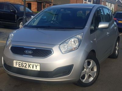 Kia Venga Hatchback 1.4 i EcoDynamics 16v 1 Air 5dr