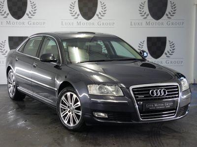 Audi A8 Saloon 4.2 FSI SE quattro 4dr LWB