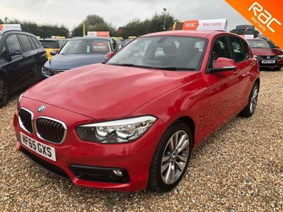 BMW 1 SERIES Hatchback 1.5 116d Sport (s/s) 5dr