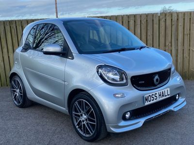 Smart fortwo Coupe 0.9T BRABUS (Premium Plus) Twinamic (s/s) 2dr