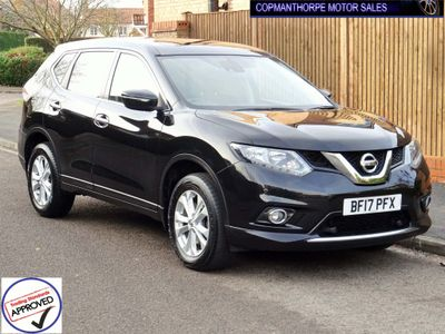 Nissan X-Trail SUV 2.0 dCi Acenta 4WD (s/s) 5dr