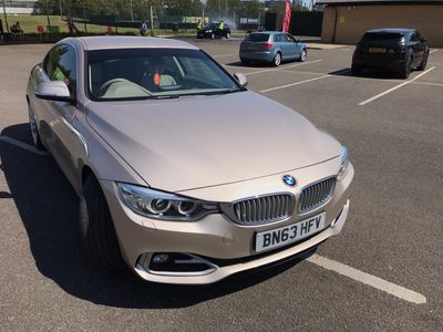 BMW 4 Series Coupe 2.0 420d Modern Auto 2dr