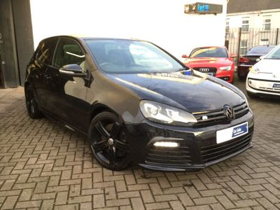 Volkswagen Golf Hatchback 2.0 TSI R DSG 4MOTION 3dr