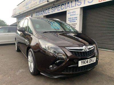 Vauxhall Zafira Tourer MPV 2.0 CDTi 16v SRi 5dr