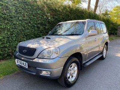 Hyundai Terracan SUV 2.9 CRTD Limited Edition 5dr