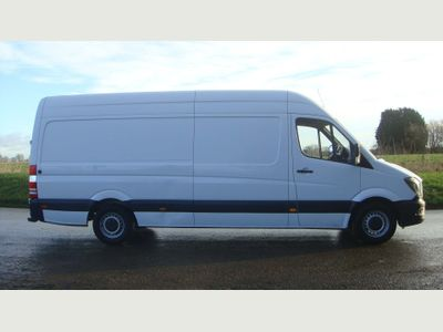 Mercedes-Benz Sprinter Panel Van 316CDI 7G AUTOMATIC LWB AIRCON 163BHP