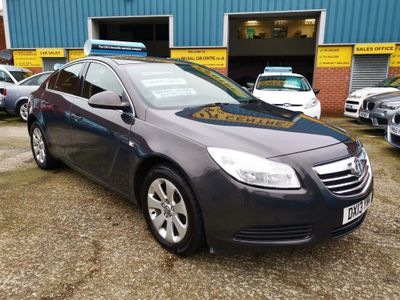 Vauxhall Insignia Hatchback 2.0 CDTi 16v Tech Line 5dr
