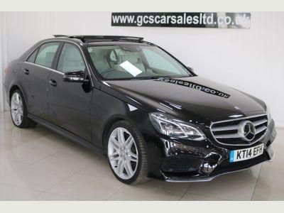 Mercedes-Benz E Class Saloon 3.0 E350 CDI BlueTEC AMG Sport 7G-Tronic Plus 4dr