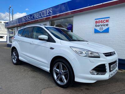 Ford Kuga SUV 1.5 EcoBoost Titanium X Sport 5dr