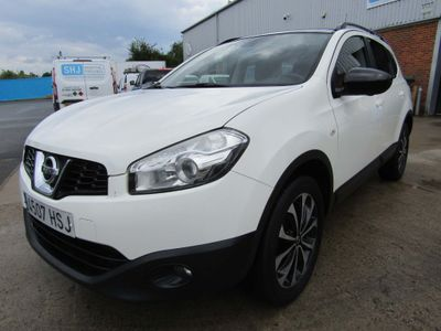 Nissan Qashqai+2 SUV 1.5 DCi ACENTA 5 DR 7 SEATER