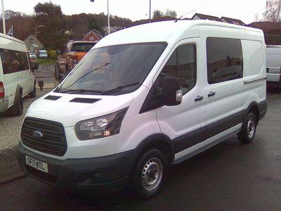 Ford Transit Combi Van 2.0 290 EcoBlue FWD L2 H2 EU6 5dr