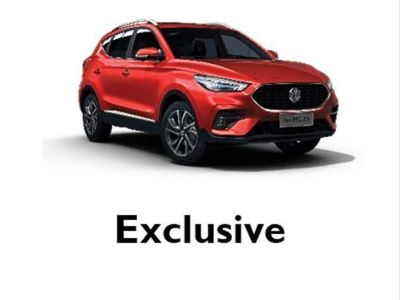 MG MG ZS SUV 1.5 VTi-TECH Exclusive (s/s) 5dr