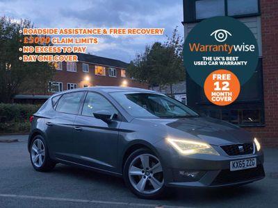 SEAT Leon Hatchback 1.4 EcoTSI FR (Tech Pack) (s/s) 5dr