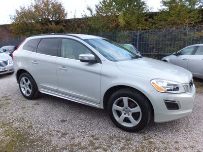 VOLVO XC60 SUV 2.0 D3 DRIVe R-Design Geartronic 5dr