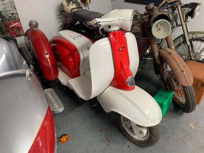 Lambretta Li Scooter