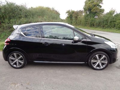 Peugeot 208 Hatchback 1.6 THP XY 3dr