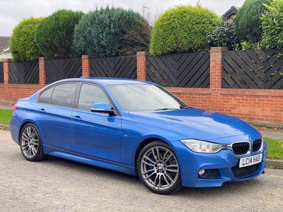 BMW 3 Series Saloon 3.0 330d M Sport Sport Auto (s/s) 4dr