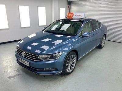 Volkswagen Passat Saloon 2.0 TDI BlueMotion Tech GT (s/s) 4dr