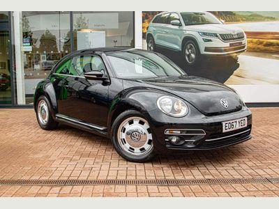 Volkswagen Beetle Hatchback 2.0 TDI Design DSG (s/s) 3dr