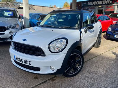 MINI Countryman SUV 1.6 Cooper (Pepper) (s/s) 5dr