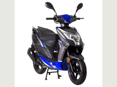 Lexmoto Echo Plus Moped