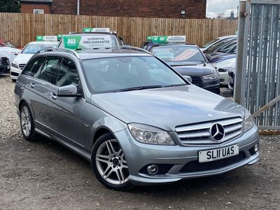 Mercedes-Benz C Class Estate 2.1 C250 CDI BlueEFFICIENCY Sport 5dr