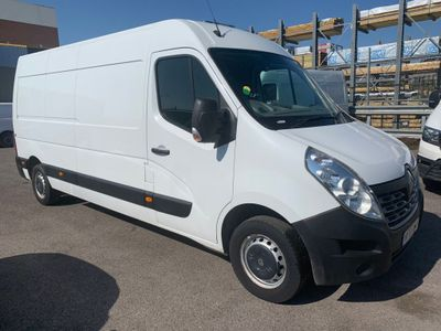 Renault Master Panel Van 2.3 dCi ENERGY 35 Business FWD LWB Medium Roof EU5 (s/s) 5dr