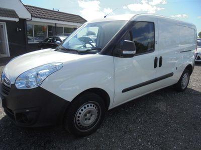 Vauxhall Combo Panel Van XLWB COMBO S/S PETROL