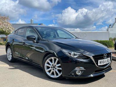 Mazda Mazda3 Saloon 2.2 SKYACTIV-D Sport Nav Fastback 4dr