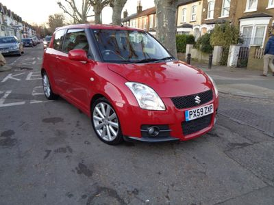 Suzuki Swift Hatchback 1.6 VVT Sport 3dr