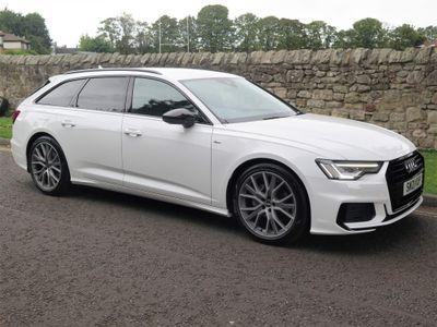 Audi A6 Avant Estate 2.0 TFSI 40 Black Edition Avant S Tronic (s/s) 5dr