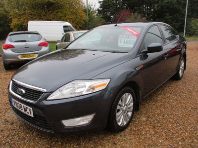 Ford Mondeo Hatchback 1.6 Edge 5dr