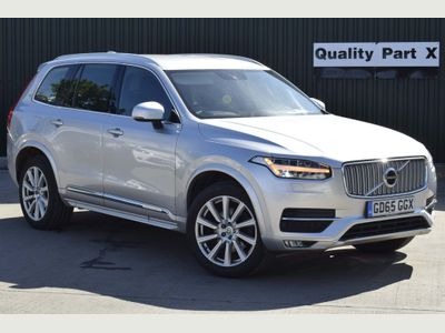 Volvo XC90 SUV 2.0 D5 Inscription Geartronic 4WD (s/s) 5dr
