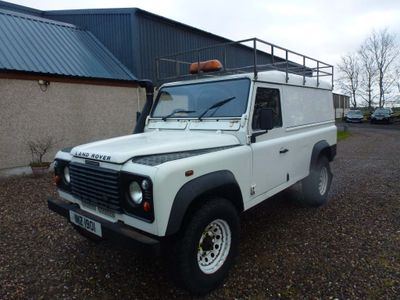 Land Rover Defender 110 SUV 2.5 TD5 Chassis Cab 2dr
