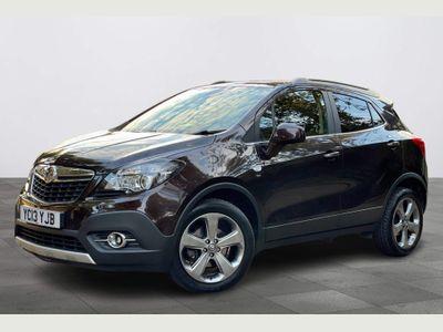 Vauxhall Mokka SUV 1.4T SE 4WD (s/s) 5dr