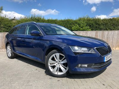 SKODA SUPERB Estate 2.0 TDI SE L Executive DSG Auto 6Spd (s/s) 5dr