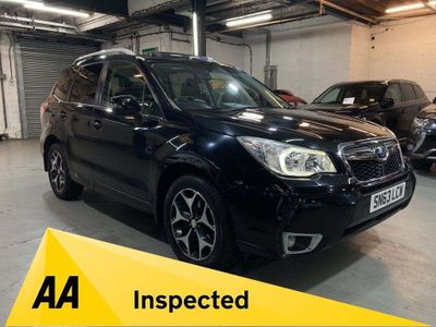 Subaru Forester SUV 2.0 Turbo XT Lineartronic 4x4 5dr