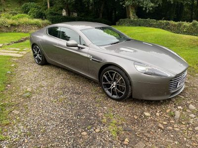 Aston Martin Rapide S Saloon 6.0 V12 S T-TronicII 4dr
