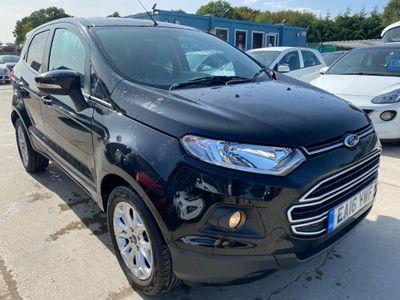 Ford EcoSport SUV 1.5 TDCi Zetec 5dr