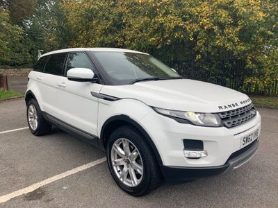 Land Rover Range Rover Evoque SUV 2.2 TD4 Pure AWD 5dr