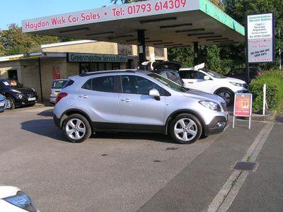 Vauxhall Mokka Hatchback 1.6 i VVT 16v Exclusiv (s/s) 5dr