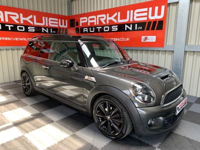 MINI Clubman Estate 2.0 Cooper SD (Chili) 5dr